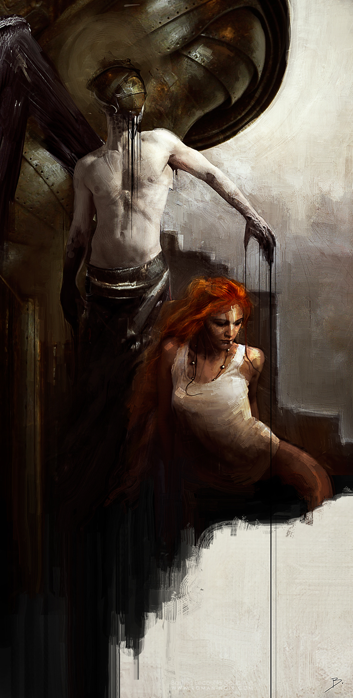 May 07, 2013 Bastien Lecouffe Deharme INK