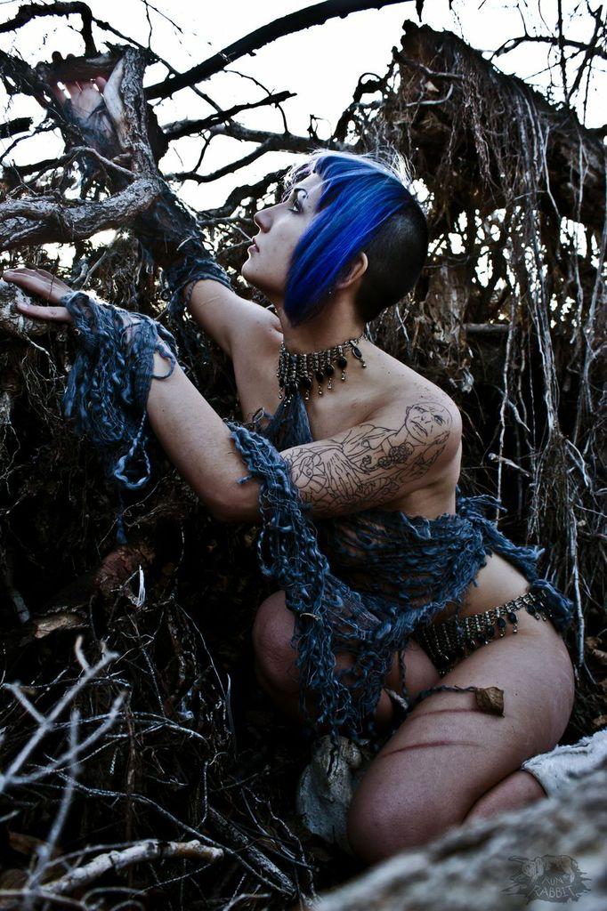 Female model photo shoot of Sheela NaGig in Fish Creek