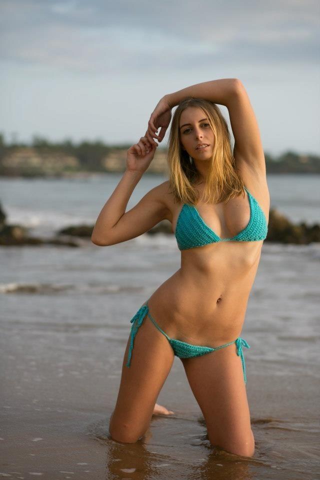 Maui, Hawaii May 09, 2013 Photoshoot for mama made bikinis. Photographer Kyer Wiltshire