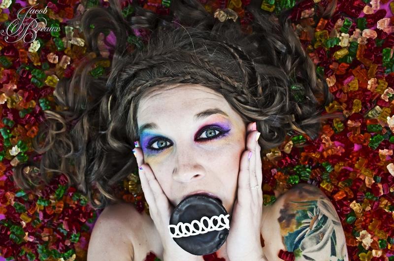 Male model photo shoot of Jacob Breaux, makeup by Tiffani LeB