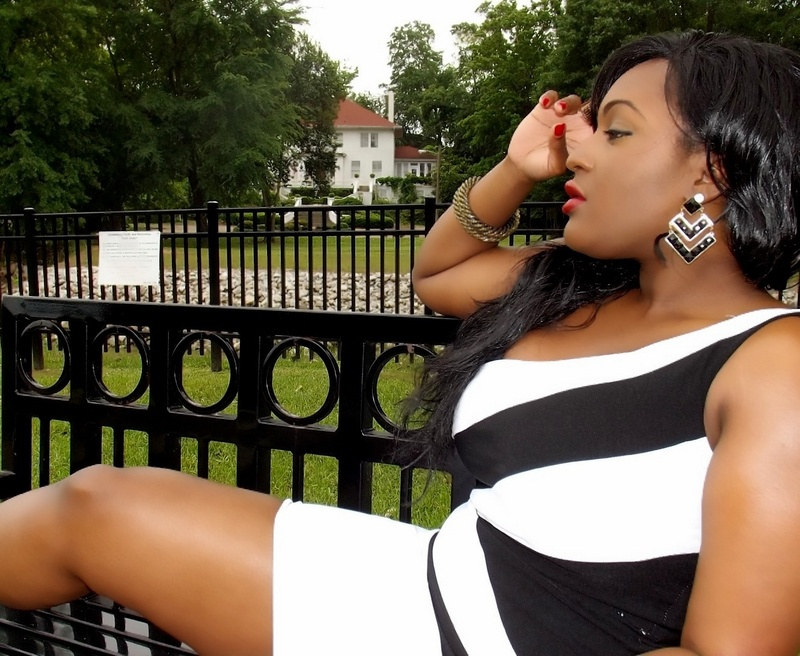 Female model photo shoot of Meishia Coleman