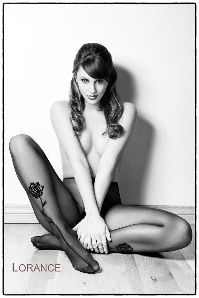Female model photo shoot of       Melissa Jean by LORANCE