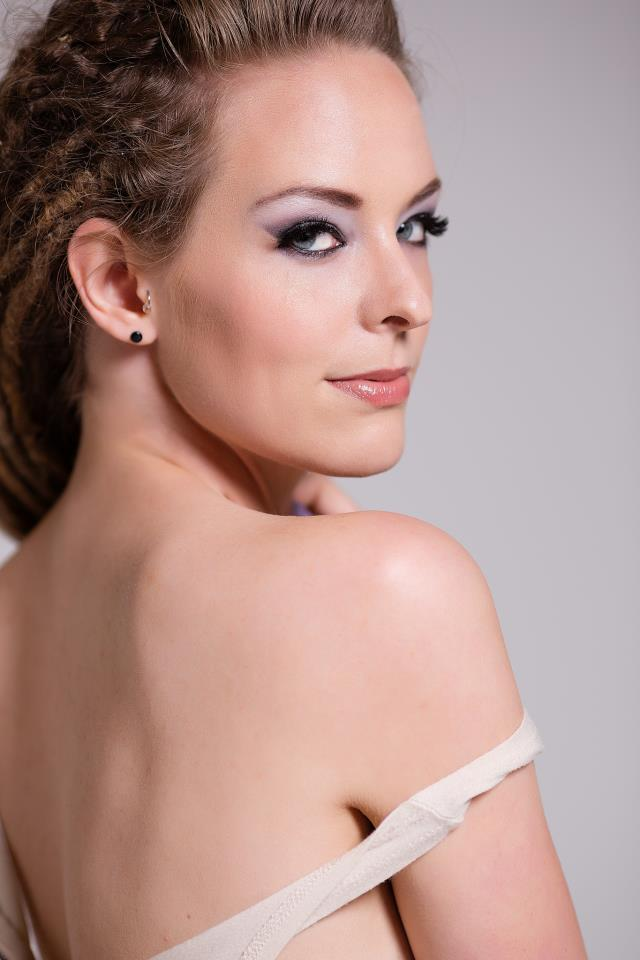 Female model photo shoot of Stacey S, makeup by Jacqueline Holden