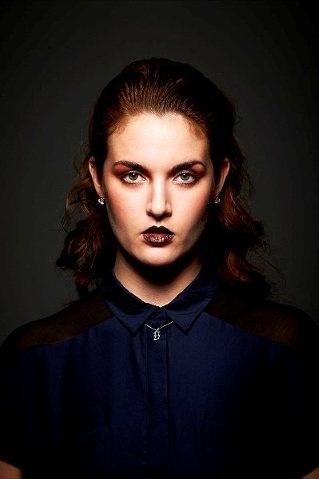 Female model photo shoot of Bethany C L Allen, makeup by Helen Brady MUA