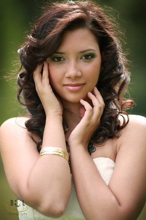 Female model photo shoot of annalie garcia in jmu