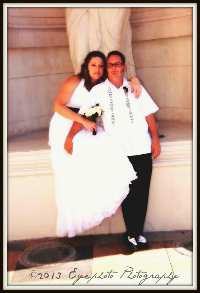 Viva Las Vegas Wedding Chapel May 14, 2013 ©2013 EyePhoto Photography PETERSON WEDDING