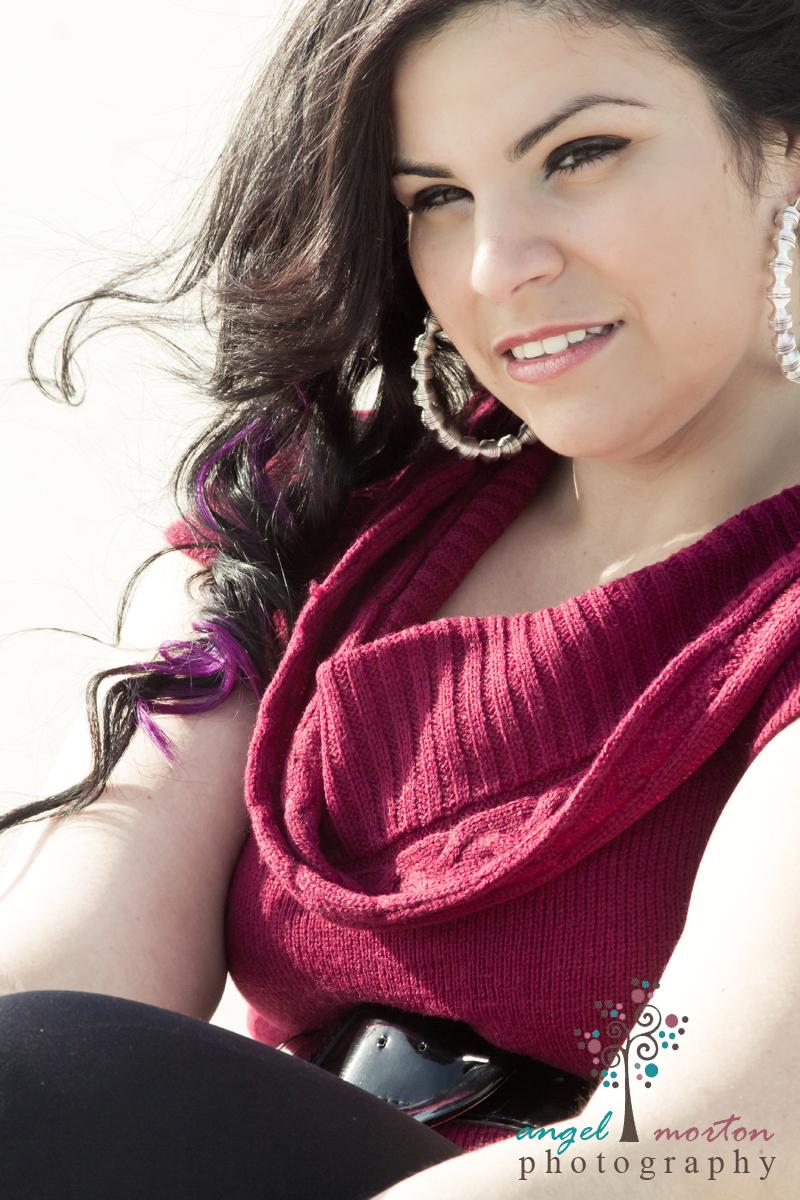 Female model photo shoot of Angel Morton