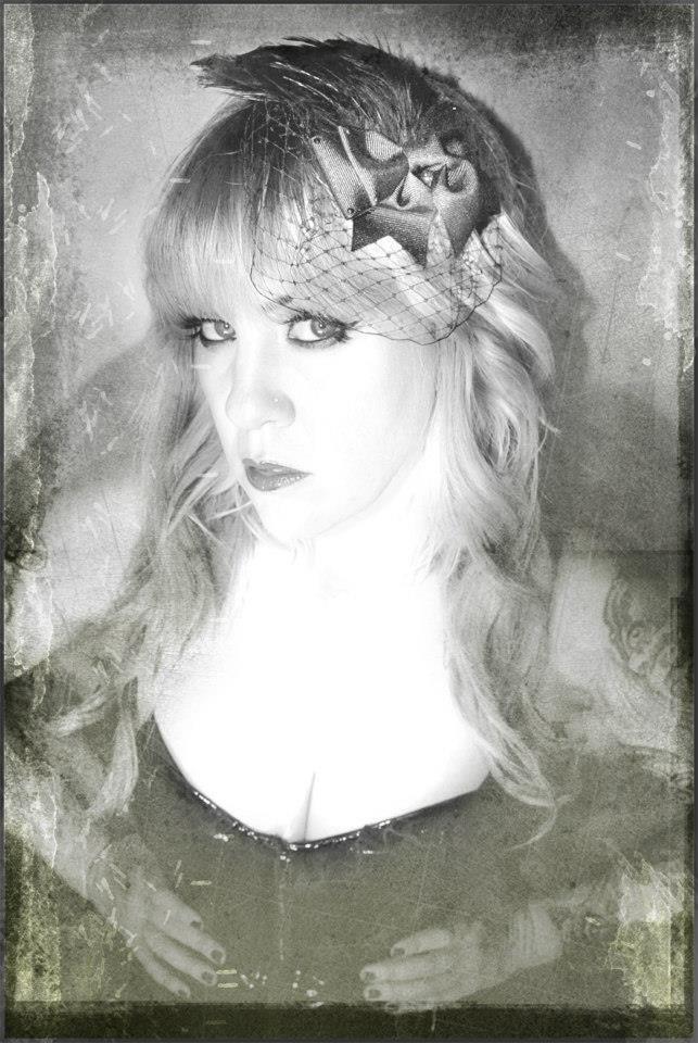 Female model photo shoot of The Mercy