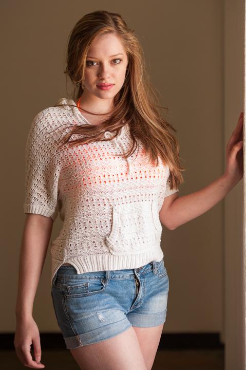 Female model photo shoot of Danielle Bessette by Jim Kaye in Carson Beach