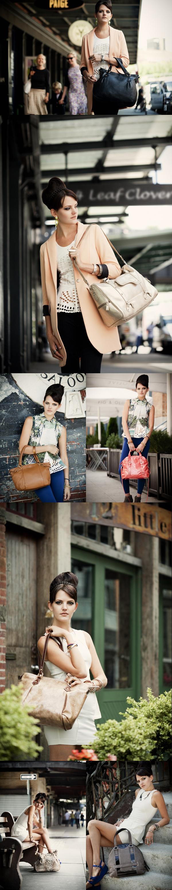 May 21, 2013 4 Leaf Clover handbags