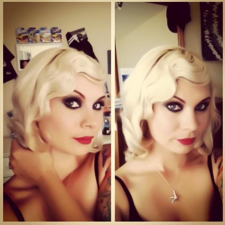 Female model photo shoot of Billie Jean Tjogas
