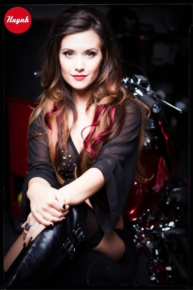 Female model photo shoot of Glamorous By Kathryn