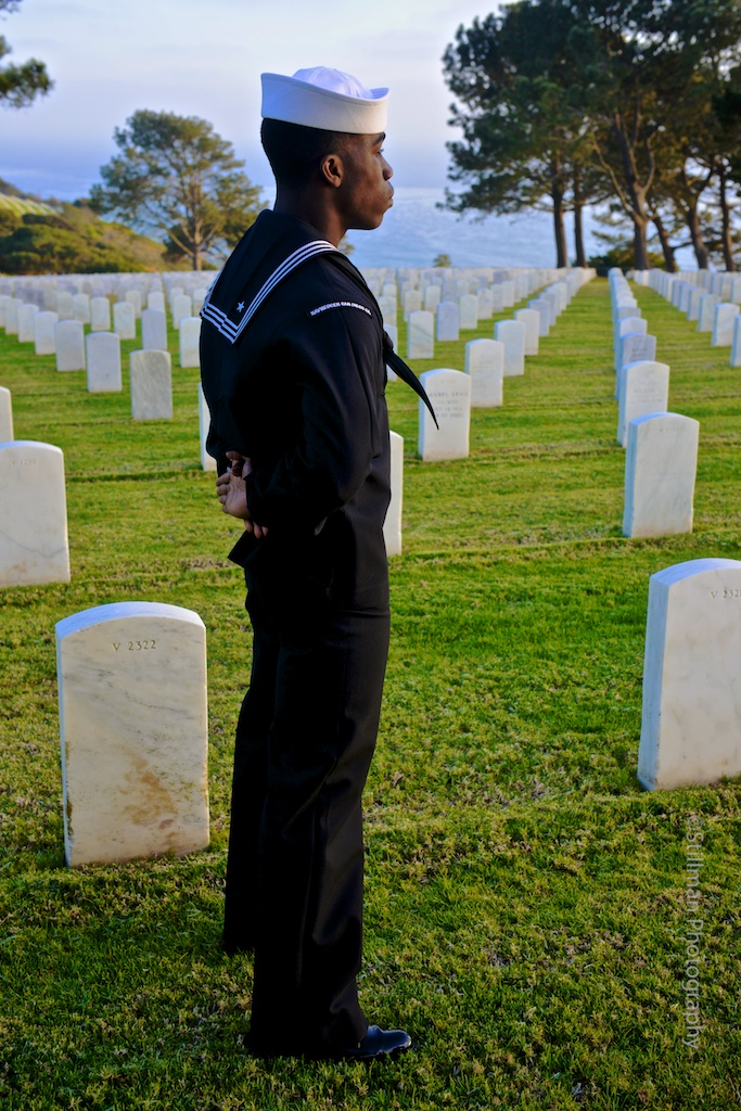 Fort Rosecrans National Cemetery, Point Loma, CA May 25, 2013 Stillman Photography In Honor
