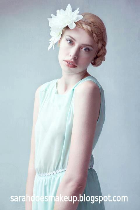 Female model photo shoot of sarahdoesmakeup in Edinburgh
