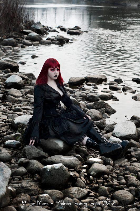 Female model photo shoot of Dolly Daze in London, Ontario