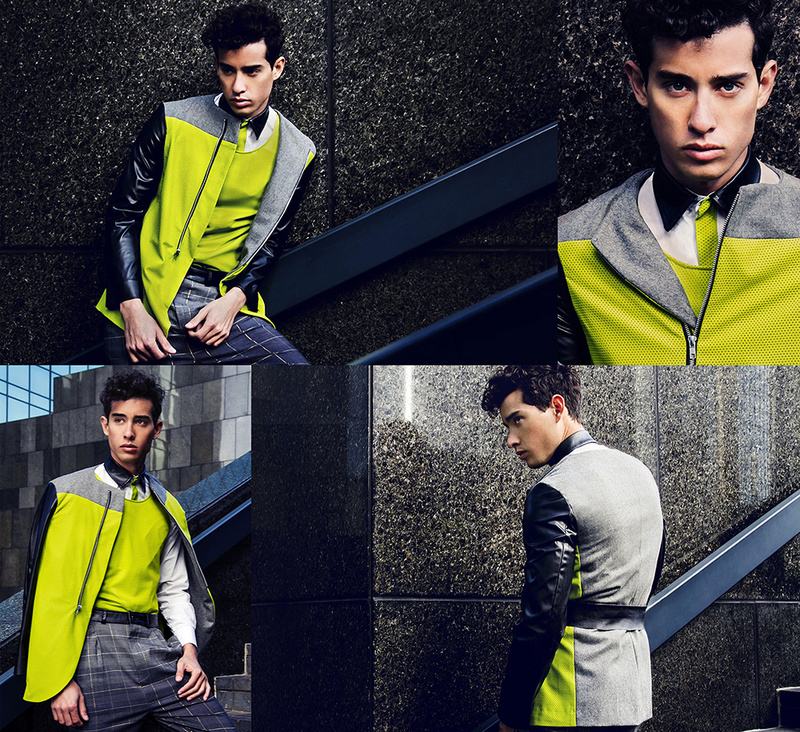 Male model photo shoot of EdgarOmar Images and Cesar Leonardo in Down town Los Angeles