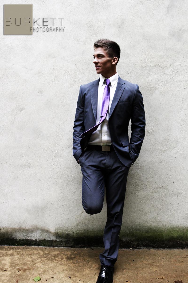 Male model photo shoot of BURKETT PHOTOGRAPHY