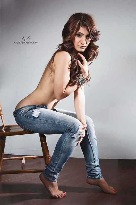 Maryam, Model, Toronto, Ontario, Kanada-3756