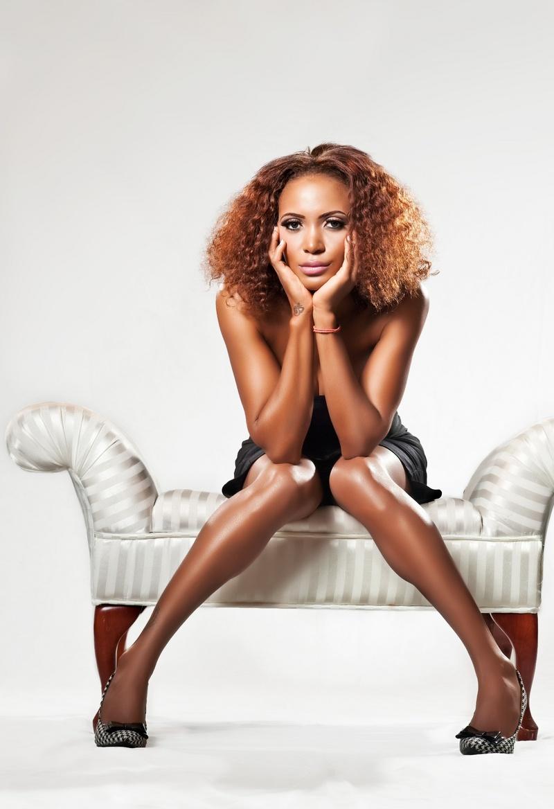 Female model photo shoot of Carmen Anderson