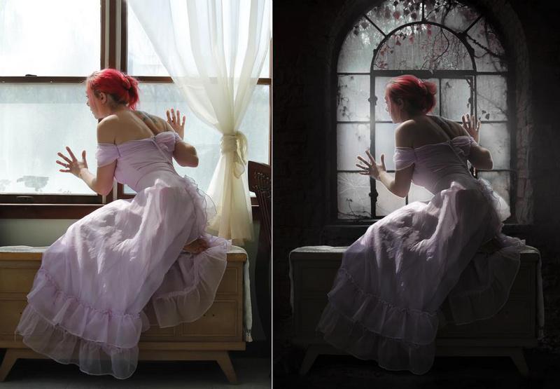 Female model photo shoot of Diana Buidoso