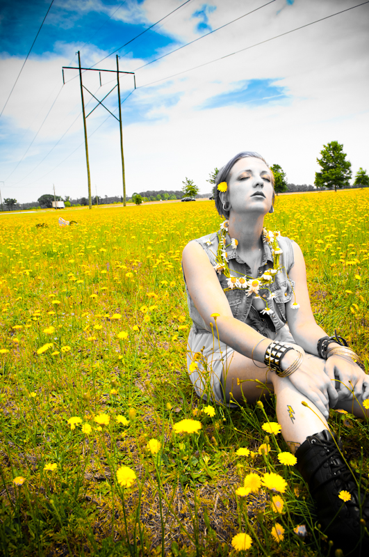 Female model photo shoot of LauraPaige by Tickshady01 in chocowinity, nc