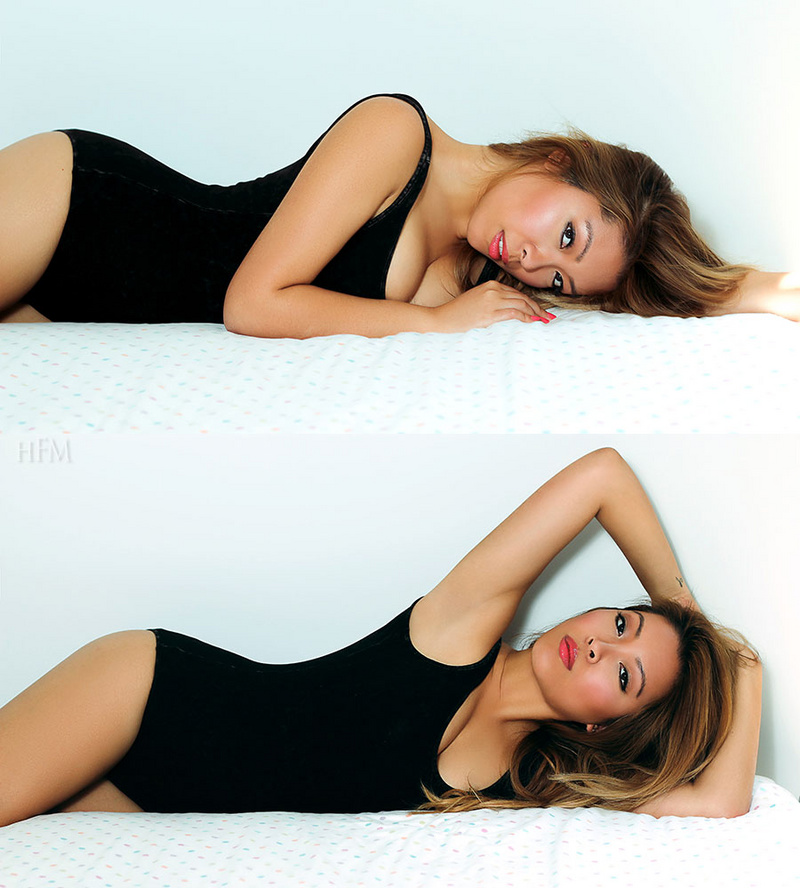 Female model photo shoot of Angela___ by Hugo Fernando