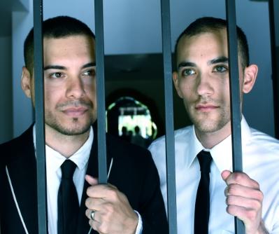 Male model photo shoot of Mark Sevillano Jr and Leo Romero