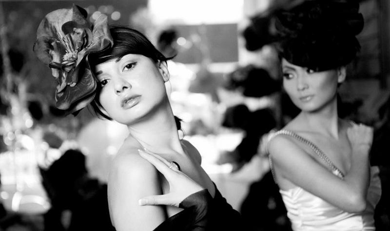 Female model photo shoot of Anya Mir