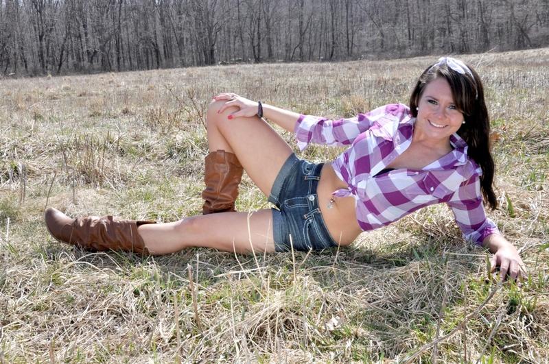 Female model photo shoot of PaigeNicole77 in PA