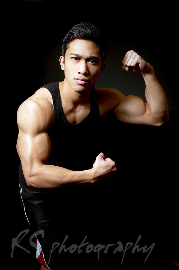 Male model photo shoot of Richard N Sarmiento in Tyler, TX