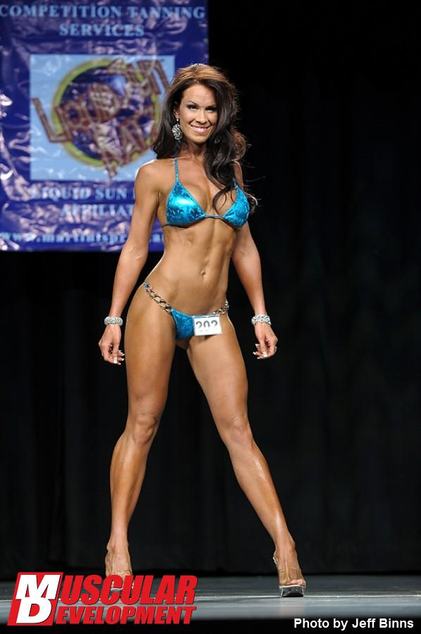 Las Vegas Jun 06, 2013 Jeff Binns Jay Cutler Bikini Competition