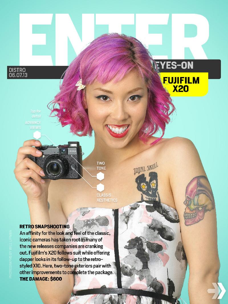 Palo Alto, CA Jun 07, 2013 Will M. Lipman Distro Magazine