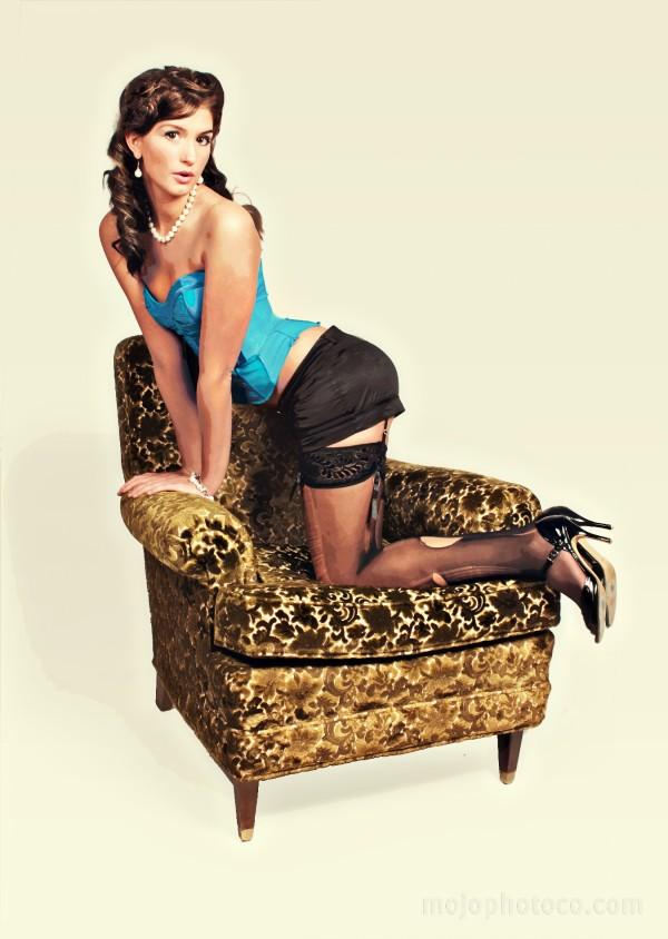 Female model photo shoot of MarieSavage