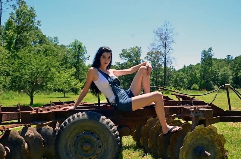 Live Oak Farm Jun 10, 2013 R.J. Photography Farmers Daughter