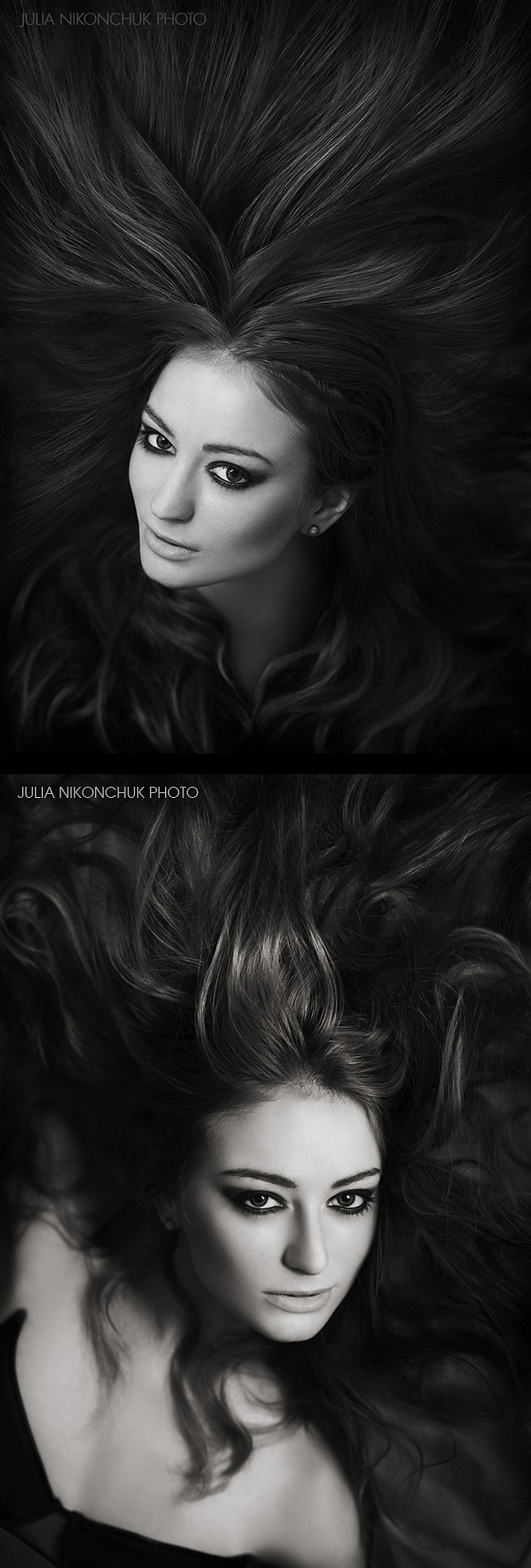 Female model photo shoot of Julia Nikonchuk