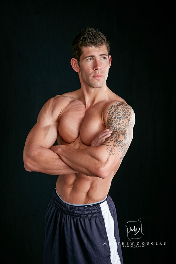 Male model photo shoot of Matthew Douglas Photo