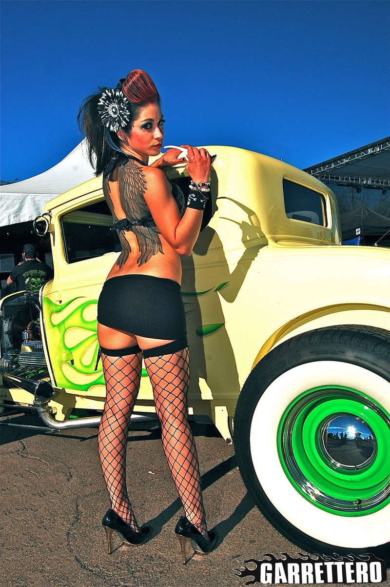 Rockabilly Reunion Tempe Jun 12, 2013 Photographer: Garrettero Model: Julie Yoneko