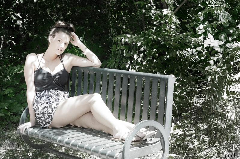 Female model photo shoot of Savannah_W