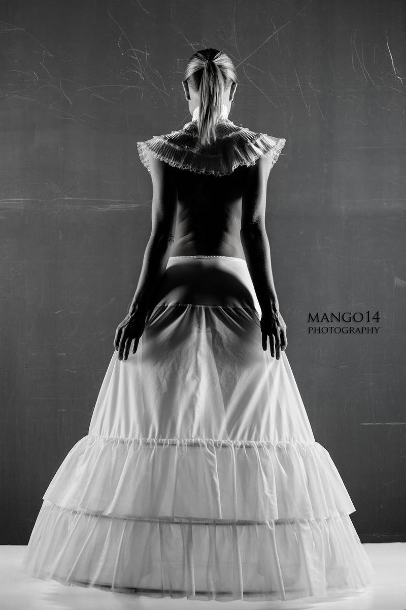 Male and Female model photo shoot of mango14 and Sarah Jain in Studio G-Six