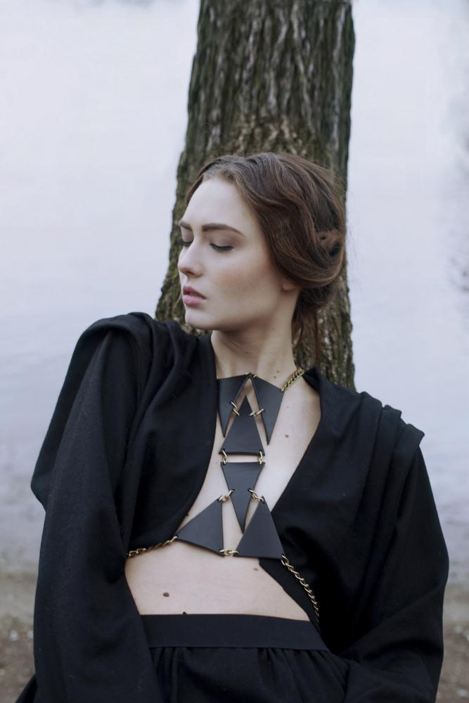 Female model photo shoot of T Cooper