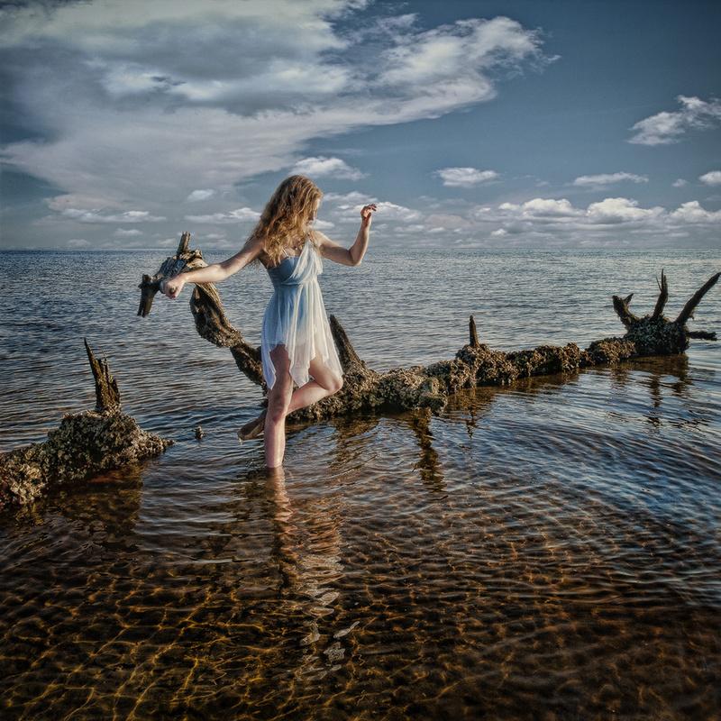 Gulf Coast of Florida Jun 18, 2013 Denmarks Photography at Studio 715 Sunrise Dancer
