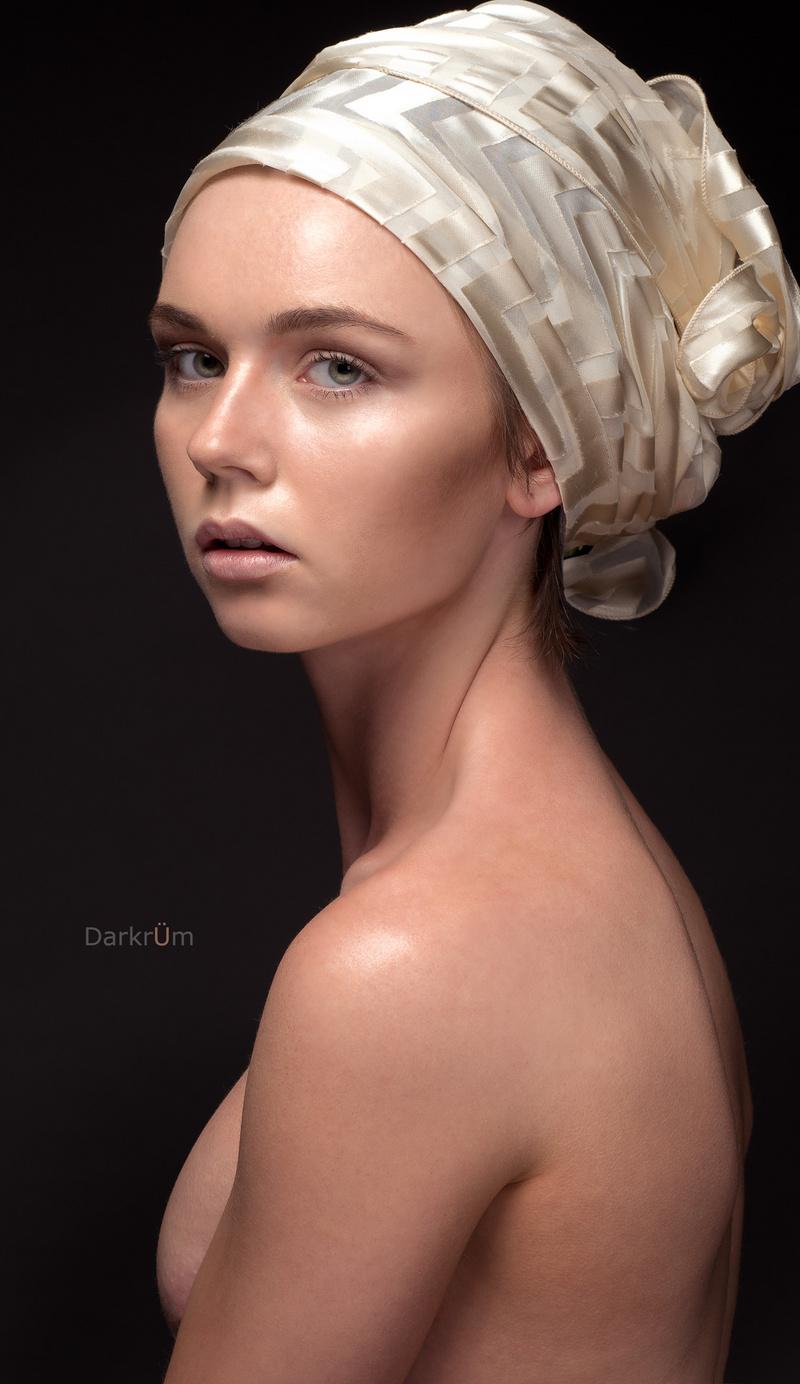 Male model photo shoot of Darkrum, makeup by Nicole Soo MUA