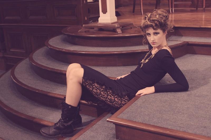 Female model photo shoot of StylesByTiffany