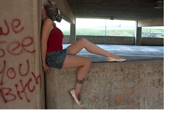 Female model photo shoot of Kristin Foster