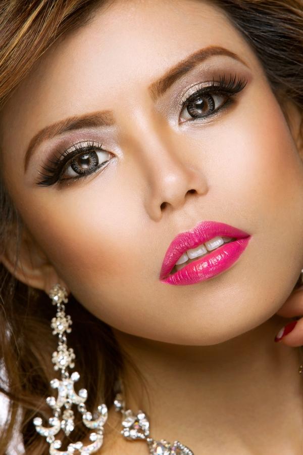 Female model photo shoot of Empress Evangeline