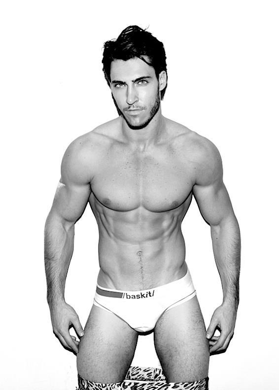 Marco Ovando Studio Jun 23, 2013 Marco Ovando for Baskit Underwear