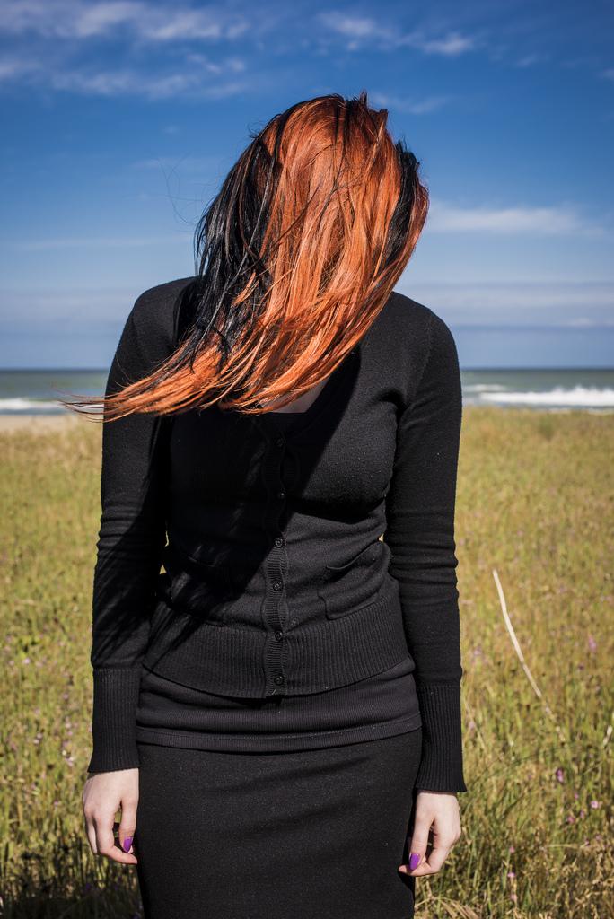Female model photo shoot of LilithGray