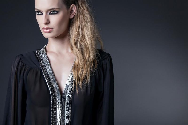 Female model photo shoot of Gabrielle Geiselman  in los angeles