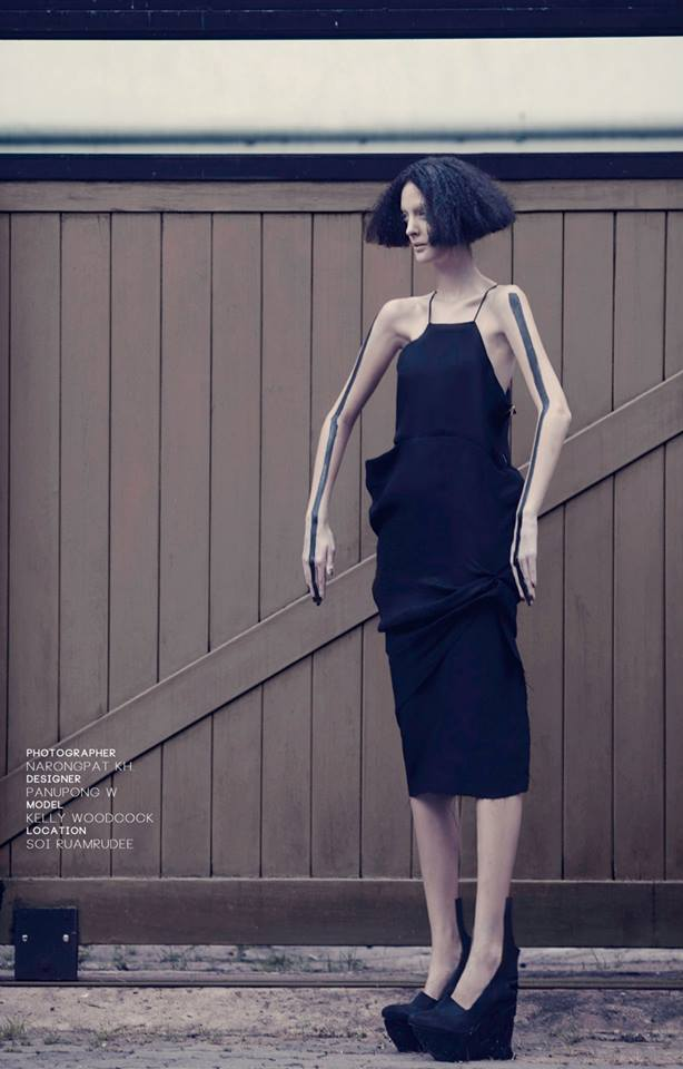 Female model photo shoot of Kelly Louise in Bangkok, Thailand