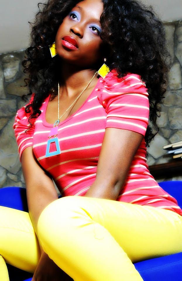 Female model photo shoot of JENIDE